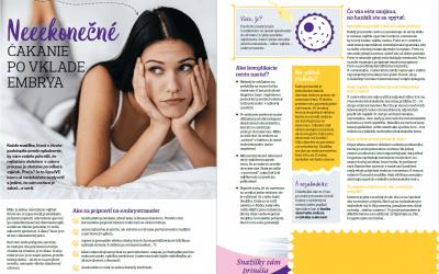 Nekonečné čakanie po embryotrensfere (4/2018)